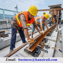 Railway Railroad Steel Rail Products Contractor
