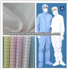 Polyester Carbon Fabric and Anti-Static Fabric for Working Garments