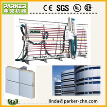 Vertical Aluminum Composite Cutting and Grooving Panel Machine/ Vertical Panel Saw For Aluminum Composite
