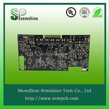 walkie talkie wireless earpiece PCB, Hot selling electronic circuit board