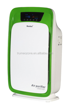 Smart Air Purifier with 65w power and silent wind speed .