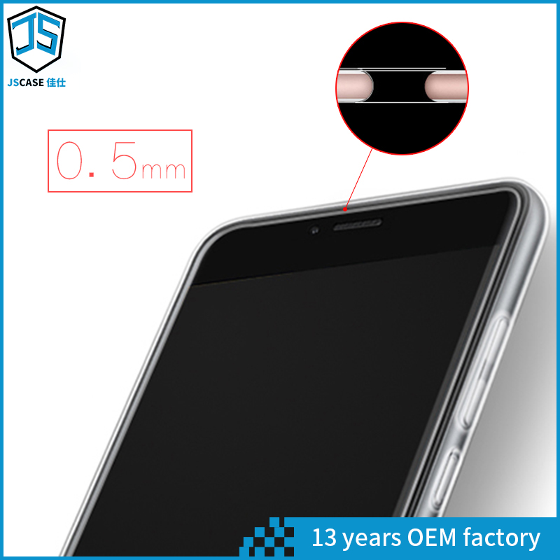 High-grade Personalized Silicon TPU Case Cover for Meizu M2 for Note M3 Note M5 Case