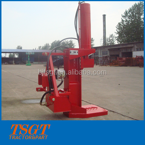 hydraulic log splitter for tractor