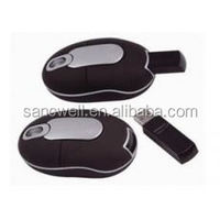 2014 new product wholesale mouse with pen drive free samples made in china