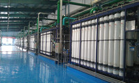 EXPERTAQUA large scale Ultrafiltration/ UF water treatment plant for industrial