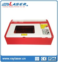 wood acrylic professional co2 laser engraving cutting machine for decoration advertising hot selling with high configuration