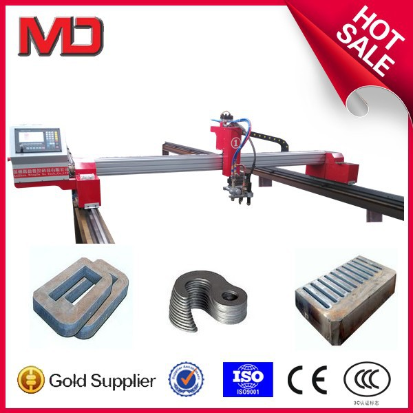 Mini gantry CNC plasma and flame cutting machine price