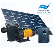solar pump system solar pump inverter single phase solar swimming pool pump