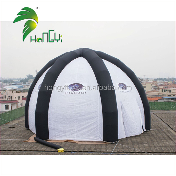 New design custom digital printing inflatable tent for advertising 3
