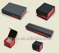 Printed watch box paper 100% recycle