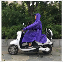 Motorcycle OEM Durable raincoat pvc poncho with sleeves