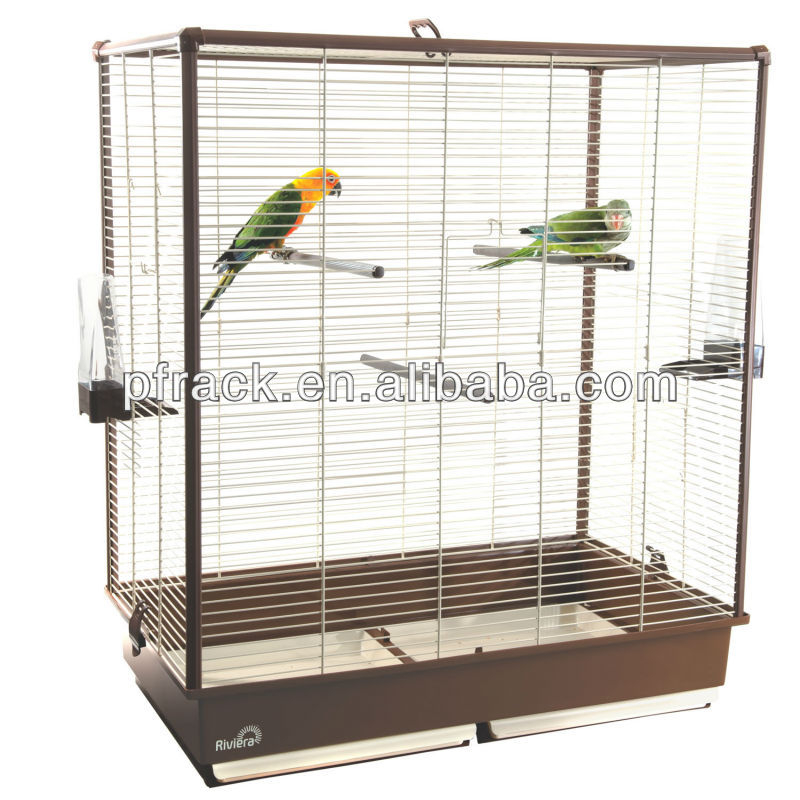 PF-PC89 aluminium bird cage