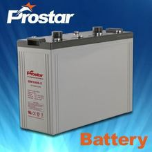 2V 1000AH Manufacturer Vrla Battery Used For Solar Power System