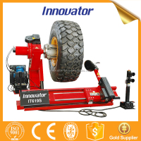 Full automatic heavy duty truck tyre changer used for tire change IT619S