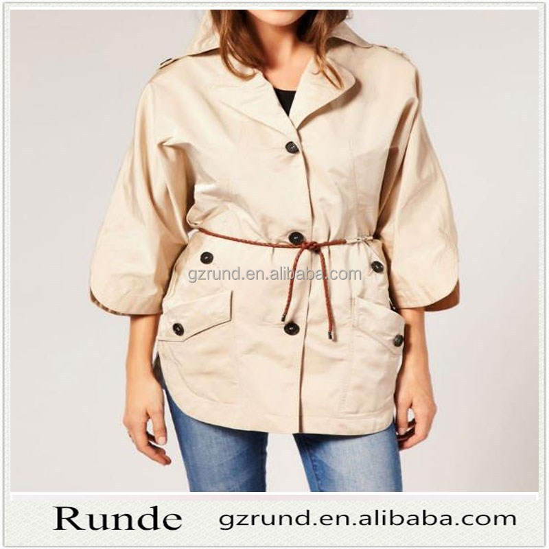 High quality women jacket ladies wholesale china factory new style fashion winter woven jacket women outdoor jacket