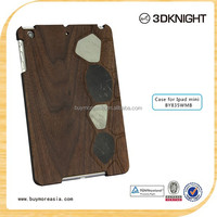 2015 hot new product for iPad Mini 2/3 wood case