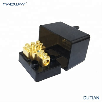 GET/4 AS/NZS 4 Holes 140A/4T Electrical Neutral Link Australia New Zealand Fiji Standard Electrical Terminal Junction Box