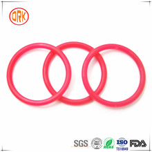 Waterproof Red NBR Rubber O-Ring Flat Washers / Gaskets