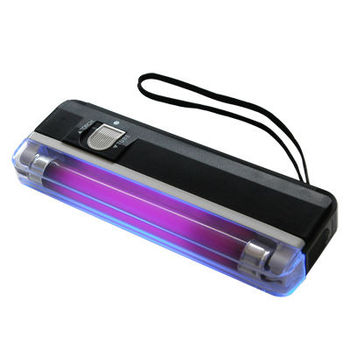 mini 4w 6'' ultraviolet lamp portable uv light DL-01A