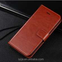 Universal Wallet Bracket Holster Flip Leather Phone Case For xiaomi redmi3 note3 Leather cover