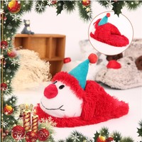 Fashionable Professional Warm Christmas Indoor Slippers