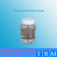 mortar waterproofing agent potassium trimethylsilanolate chemical formula for silicate