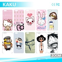 Kaku hot selling waterprooof case custom blu phone case