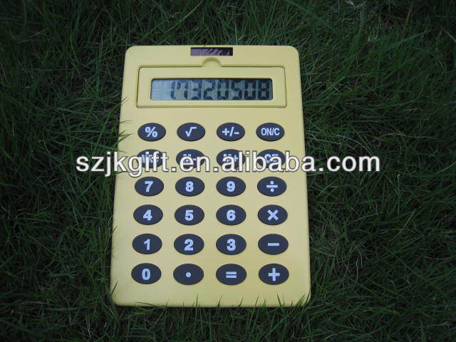 A4 big size desk calculator