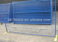 Hot sale Canada type color design outdoor fence temporary fence/portable fence(manufacture) ISO9001