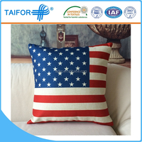 New plastic air sofa cushion covers bag filling packaging