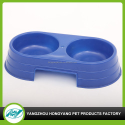 pet dog and cat plastic food bowl