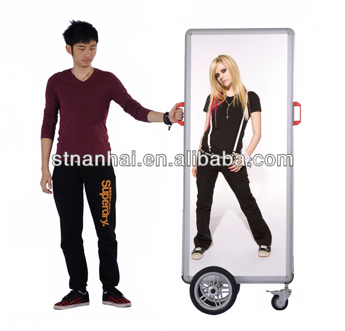 Eco-friendly exhibition stand 3d models Ultra quality professional manufacture with battery