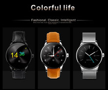 2017 New Design Bluetooth Smart Watch Android Phone with heart rate monitor fitness watch