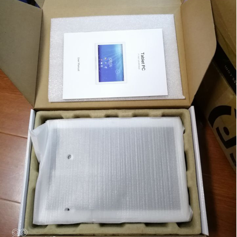 Selling IPS Screen Android Tablet PC Capacitive Touch Quad Core A7 CPU 7 android tablet