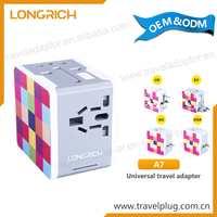 2015 Hot Selling Wholesale Mobile Phone Accessories Usb Travel Adapter For Customized Printing