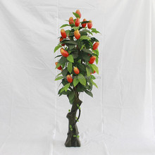 Factory direct sale artificial mango fruits tree