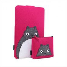Waterproof felt material magnetic buckle tablet 7.87inch 13.3 inch laptop case for new ipad