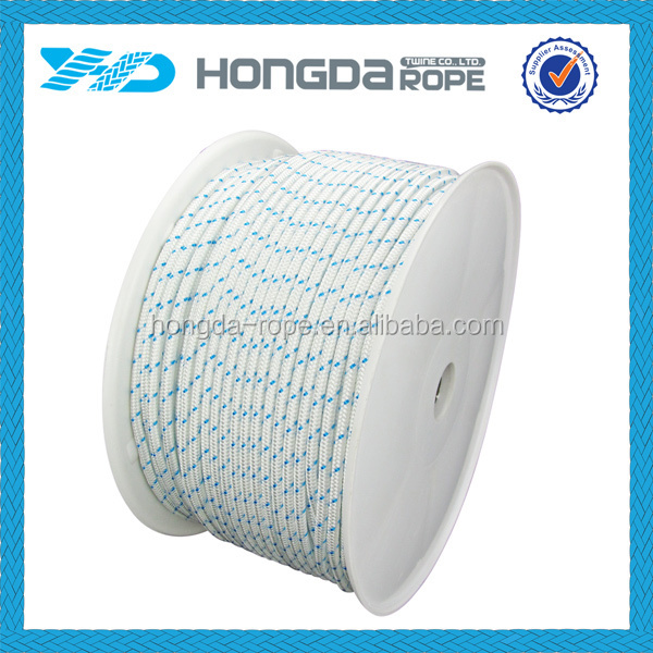 Best products for import boat accessories double braided polyester marine rope