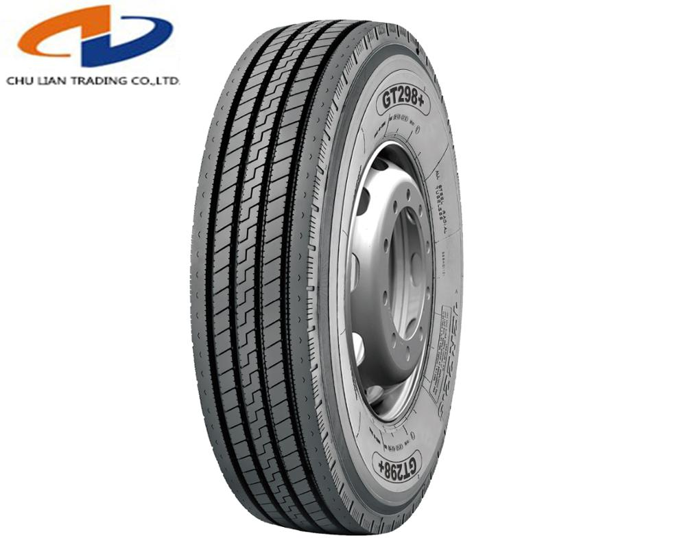 Narrow Width Flat Free Hand Truck / Utility Cart Tire on Wheel