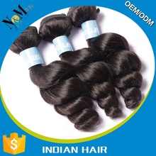 alibaba hot sale afro hair bun Loose Curl get free hair extensions