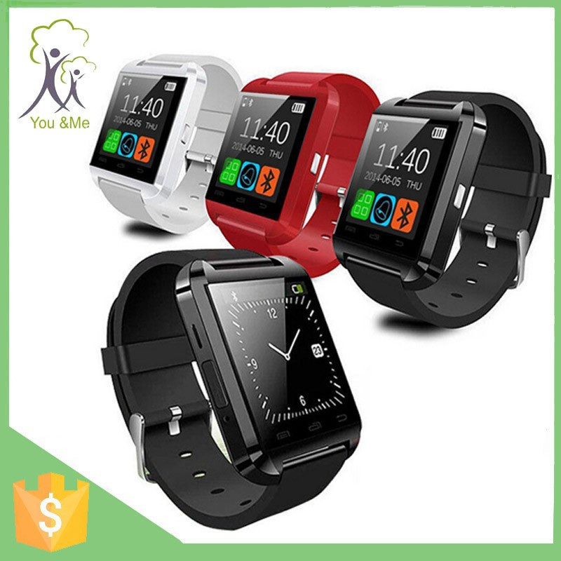 New product cheap touch screen watch mobile phone high quality wrist watch tv cell phone