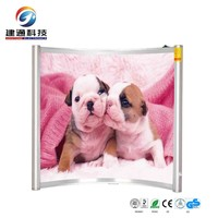 Water Proof Safe Far Infrared Curve Panel Heater Efficient For Health