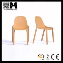 broom plastic stacking chair, dining chair
