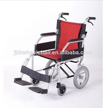 manual wheelchair with flip up armrest