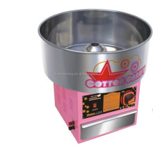 WX-782 Commercial Automatic Gas Cotton Candy Machine