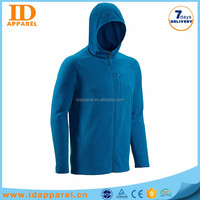 handsome warm fleece winter jacket anti-pilling for young man