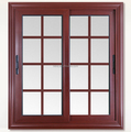 Single Pane Horizontal Storm Custom Color Sliding Glass Aluminum Profile Window/Aluminum Sliding Windows from China