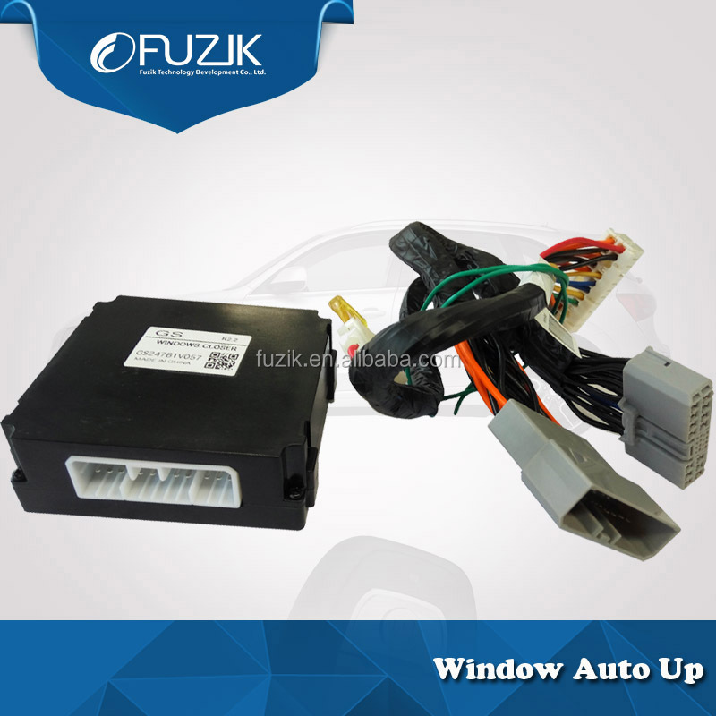 Auto Automatic Car Power Window Closer Kit for Honda