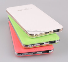 Big Power Battery Chargers for Smartphone Custom AD SIGN external Power Bank,