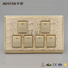 Latest Arrival different types wireless remote controlled electrical switch manufacturer sale
